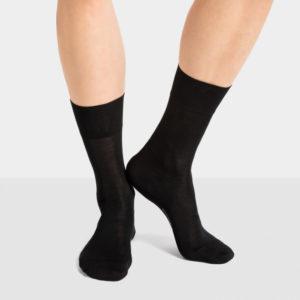 chaussettes pour homme fines