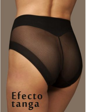 Culotte effet string Elga Action Fermeté