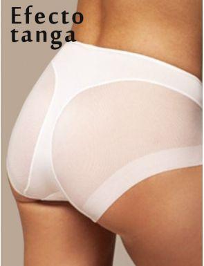 Culotte effet string moyen l'invisibilité Elga