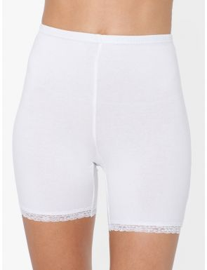 Culottes de coton anti friction