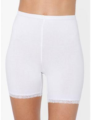 Culottes de coton anti friction
