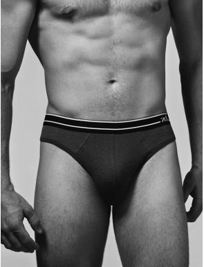 Slip Homme en coton anatomique et moderne ZD