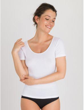 T-shirt manches courtes coton Princesa