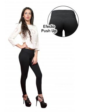 Leggings de coton effet push-up