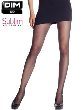 Collant Dim Sublim Voile Brillant