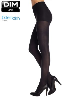 Collant Edendim Sans ceinture Opaque 40D