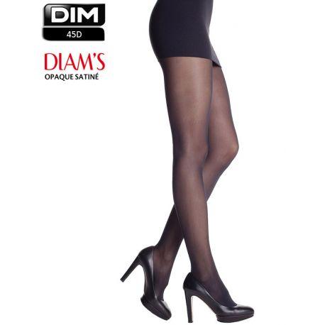 Collant Dim Diam's Opaque Satiné 45D