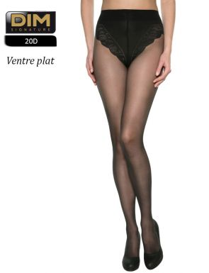 Collant DIM SIGNATURE Ventre Plat