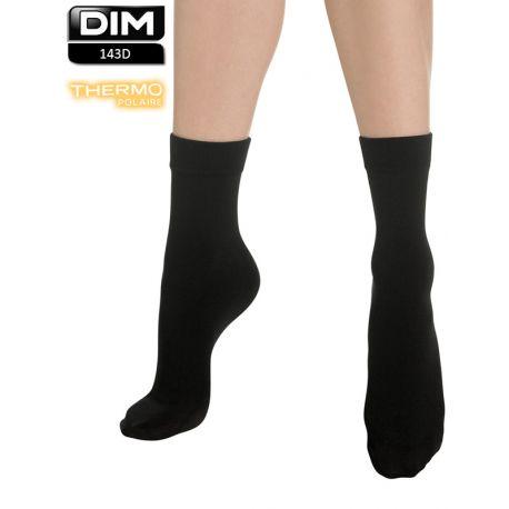 Socquettes Thermo Polaire DIM