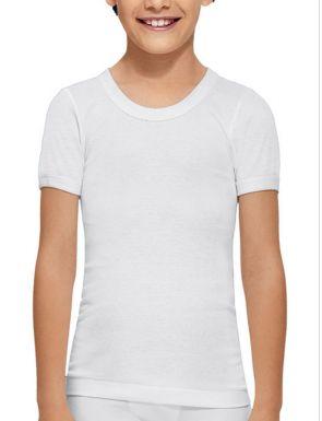 T-shirt en coton à manches courtes Abanderado.