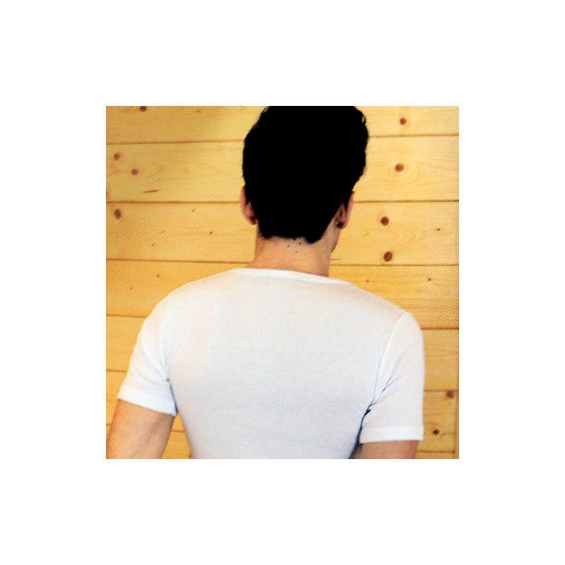 lot x3 tee shirts pour homme en coton d 39 hiver sous. Black Bedroom Furniture Sets. Home Design Ideas