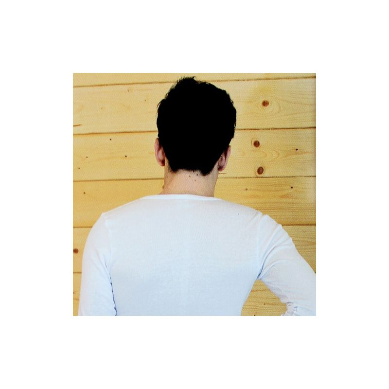 lot x3 tee shirts pour homme hiver de lacotex sous. Black Bedroom Furniture Sets. Home Design Ideas