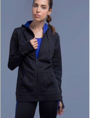 Sweat-shirt sportif en coton