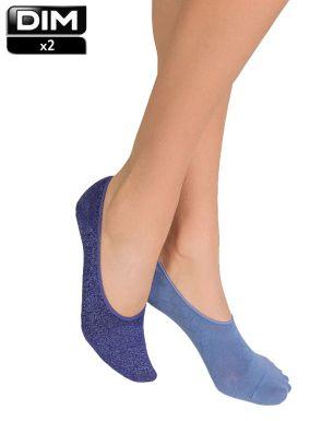 Protège-pieds respirables Dim x2