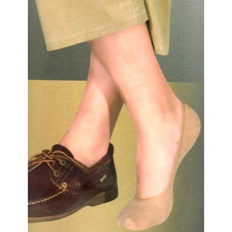 Protège-pieds en coton pour homme