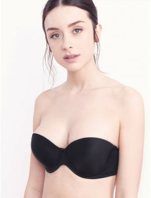 Soutien-gorge Gisela sans bretelle double push up