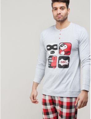 Pyjama pour homme Snoopy