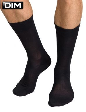 Chaussettes Thermo noires Homme DIM