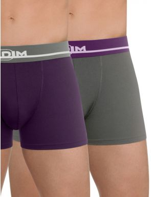Boxers coton stretch Soft Touch x2