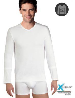 T-shirt manche longue X-Temp DIM x2