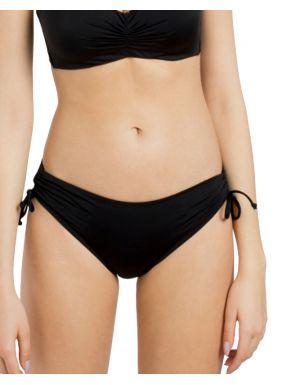 Braga bikini Gisela ajustable Negra