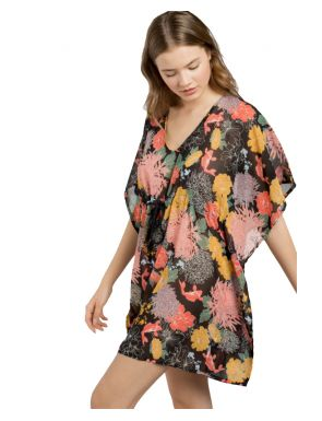 Robe de plage imprimée Gisela réglable