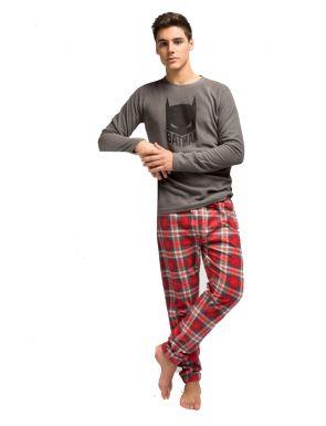 Pyjama Batman micropolaire pour homme