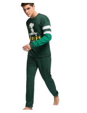 Pyjamas pour hommes Snoopy