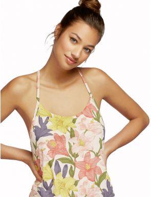 Pyjama maillot de bain dos court Gisela