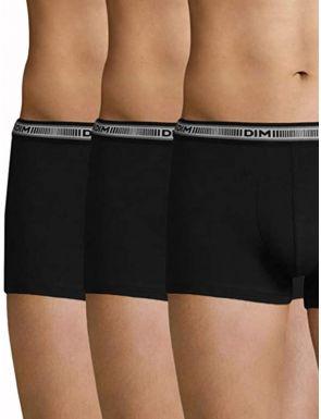 Boxers homme en coton 3D Flex DIM x3