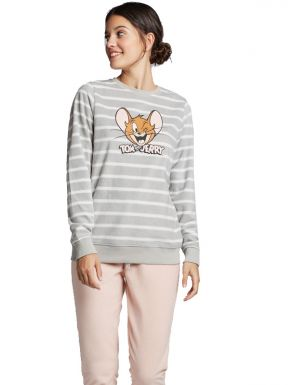 Pyjama polaire Tom et Jerry