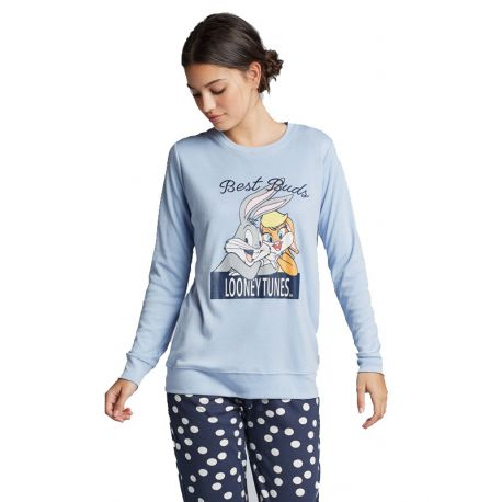 Pyjama long Looney Tunes