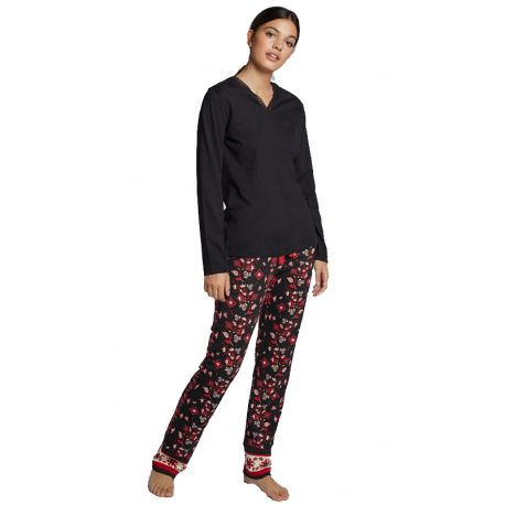 Pyjama Pantalon de imprimé