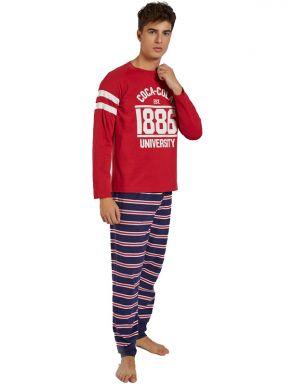Pyjama en tricot pour homme Coca Cola