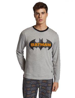 Pyjama tricoté Batman homme