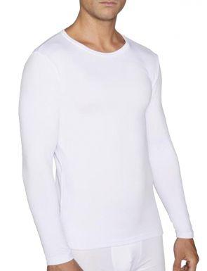 T-shirt thermique Ysabel Mora pour homme 70102