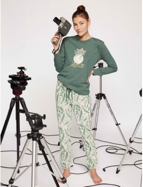 Pyjama coton femme Gisela