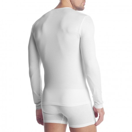 T-shirt Homme manches longues Thermal effect