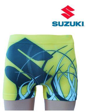 Boxer look esprit Suzuki effet seconde peau