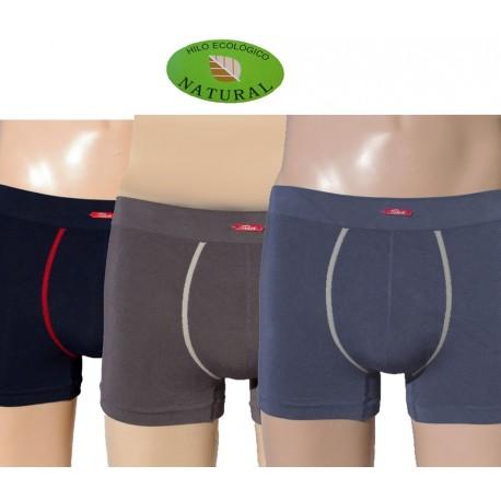 Lot de 3 boxers du modal sans coutures pour homme