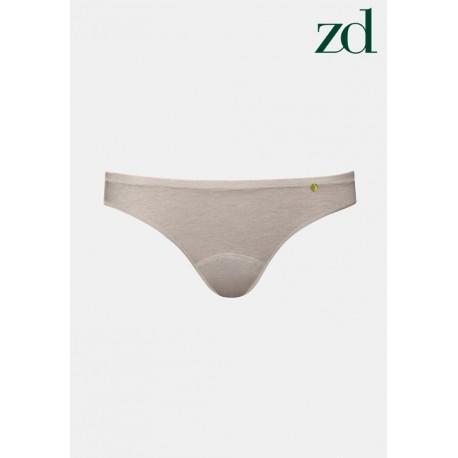 Mini-slip en fil de Soja ZD plus féminine