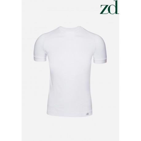 Tee-shirt M/C en Coton égyptien ZD