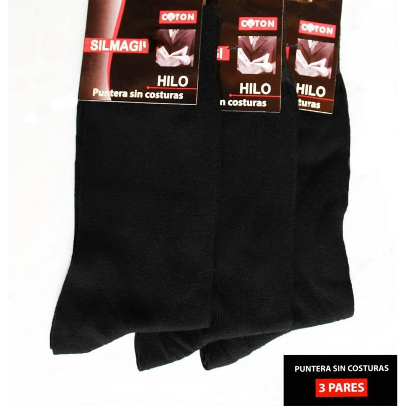 chaussettes pour homme fil en coton silmagi. Black Bedroom Furniture Sets. Home Design Ideas