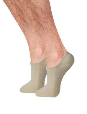 Chaussettes Invisibles homme douces et très discrètes